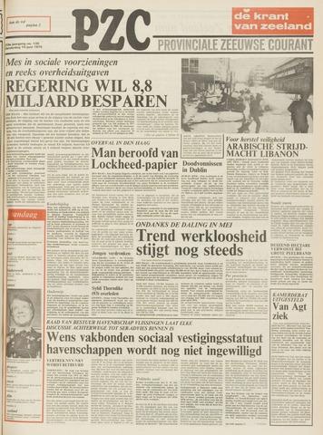 Provinciale Zeeuwse Courant 1976-06-10