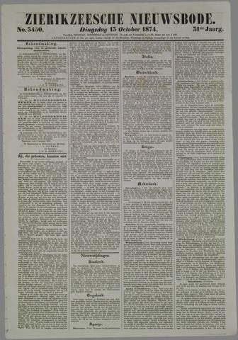 Zierikzeesche Nieuwsbode 1874-10-13