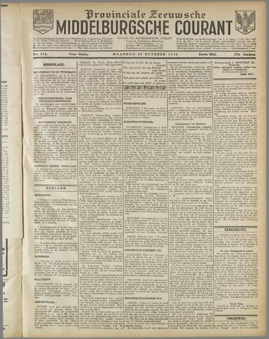 Middelburgsche Courant 1930-10-20