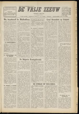 de Vrije Zeeuw 1948-07-13