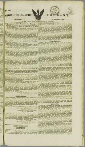 Middelburgsche Courant 1837-11-23