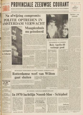 Provinciale Zeeuwse Courant 1969-05-20