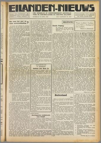 Eilanden-nieuws. Christelijk streekblad op gereformeerde grondslag 1949-04-16