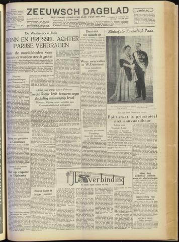 Zeeuwsch Dagblad 1954-11-20