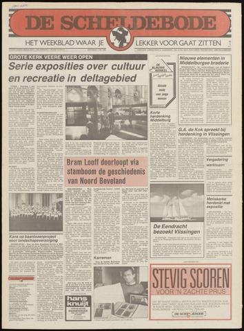 Scheldebode 1985-04-25