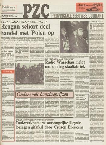 Provinciale Zeeuwse Courant 1981-12-24