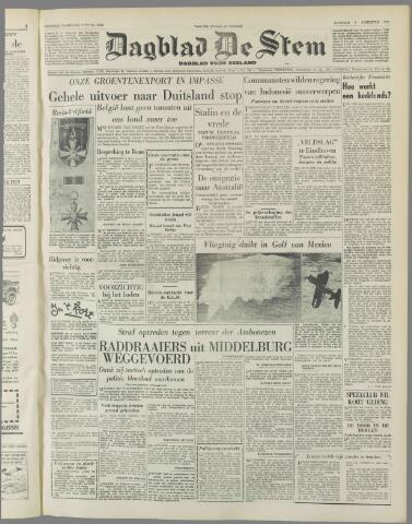 de Stem 1951-08-07