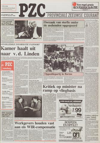 Provinciale Zeeuwse Courant 1988-08-30