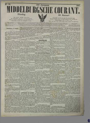 Middelburgsche Courant 1891-01-20