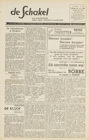 De Schakel 1963-07-26