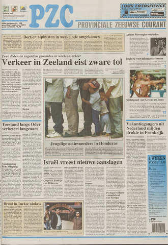 Provinciale Zeeuwse Courant 1997-08-04