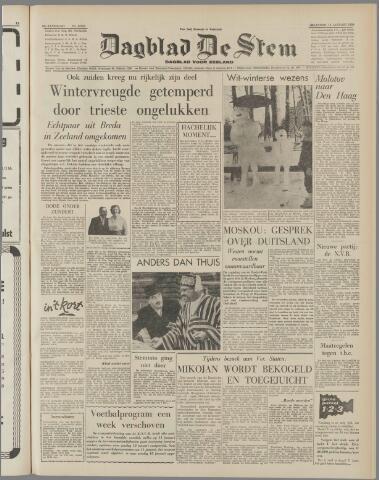 de Stem 1959-01-12