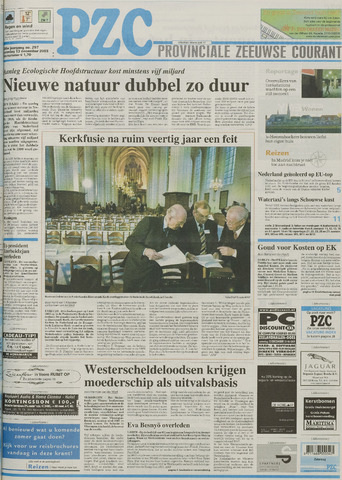 Provinciale Zeeuwse Courant 2003-12-13