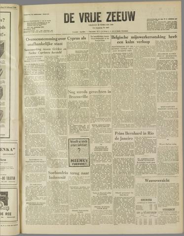 de Vrije Zeeuw 1959-02-20