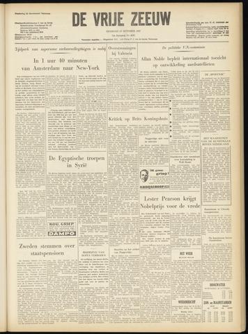 de Vrije Zeeuw 1957-10-15