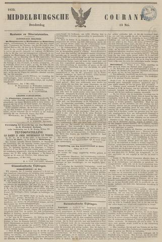 Middelburgsche Courant 1852-05-13
