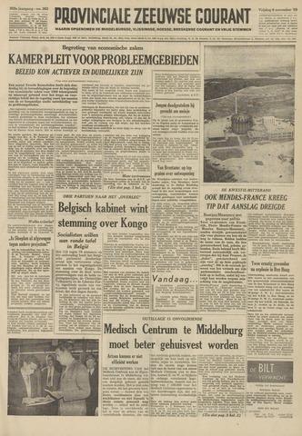 Provinciale Zeeuwse Courant 1959-11-06