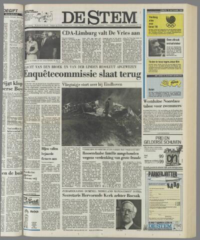 de Stem 1988-09-13