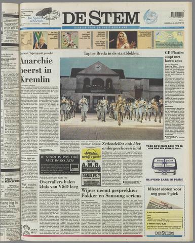 de Stem 1996-08-22