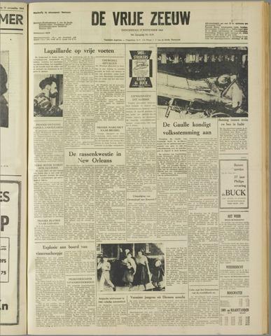 de Vrije Zeeuw 1960-11-17