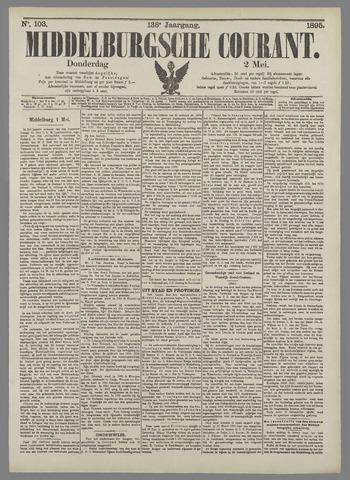 Middelburgsche Courant 1895-05-02