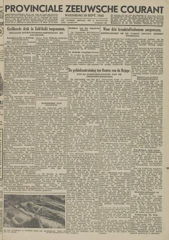 Provinciale Zeeuwse Courant 1943-09-29