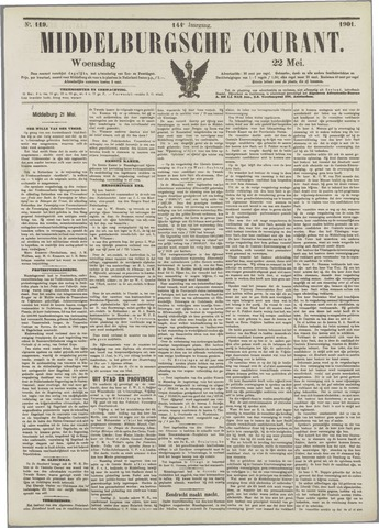 Middelburgsche Courant 1901-05-22