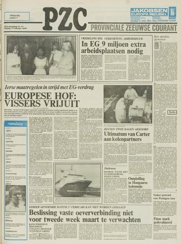 Provinciale Zeeuwse Courant 1978-02-17