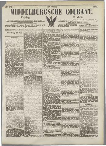 Middelburgsche Courant 1899-07-28