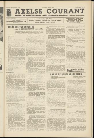 Axelsche Courant 1964-05-30