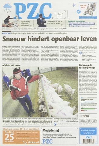 Provinciale Zeeuwse Courant 2009-12-22