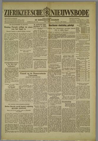Zierikzeesche Nieuwsbode 1952-07-26