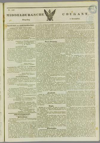 Middelburgsche Courant 1846-12-08