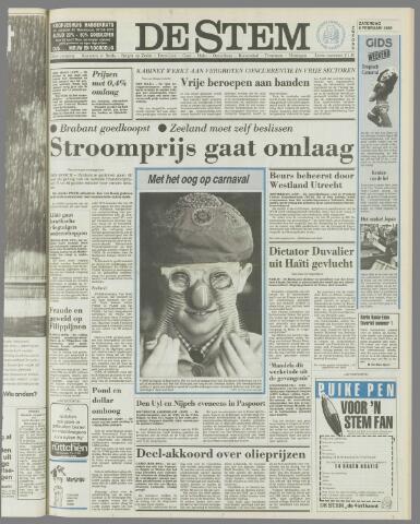 de Stem 1986-02-08