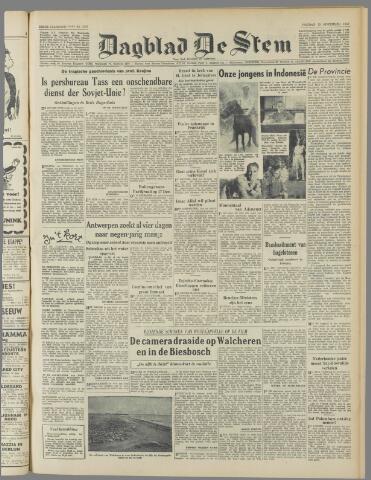 de Stem 1949-11-25