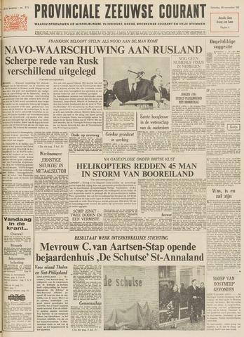 Provinciale Zeeuwse Courant 1968-11-16