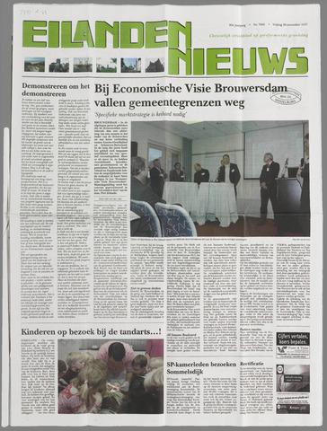 Eilanden-nieuws. Christelijk streekblad op gereformeerde grondslag 2007-11-30