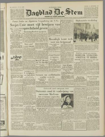 de Stem 1953-09-18