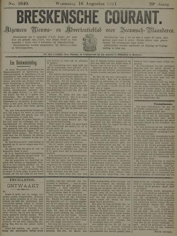 Breskensche Courant 1911-08-16