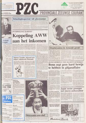 Provinciale Zeeuwse Courant 1989-01-13