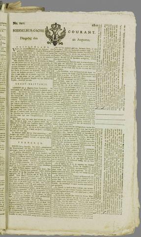 Middelburgsche Courant 1810-08-21