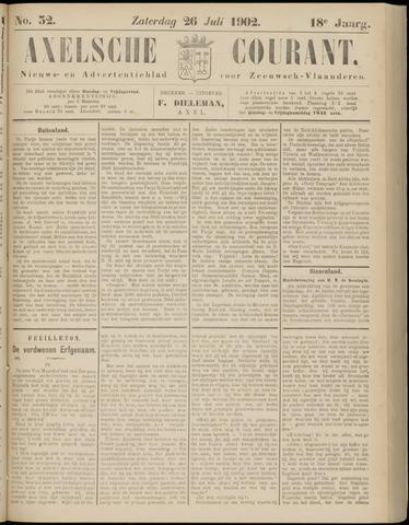 Axelsche Courant 1902-07-26