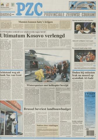 Provinciale Zeeuwse Courant 1999-02-22