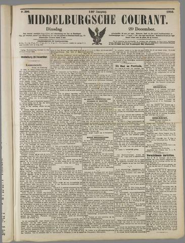 Middelburgsche Courant 1903-12-29