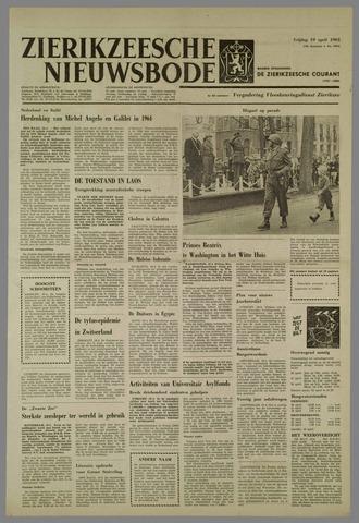 Zierikzeesche Nieuwsbode 1963-04-19