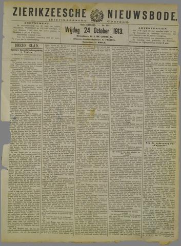 Zierikzeesche Nieuwsbode 1913-10-24