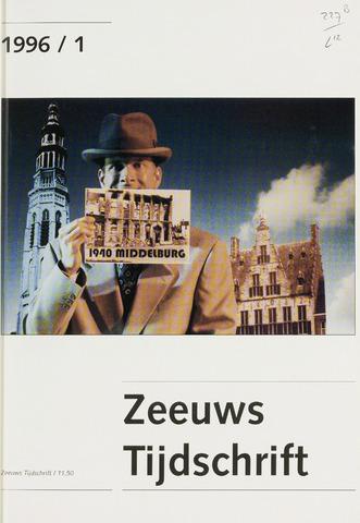 Zeeuws Tijdschrift 1996-01-01