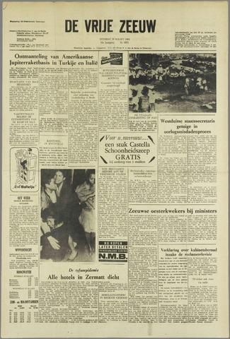 de Vrije Zeeuw 1963-03-26