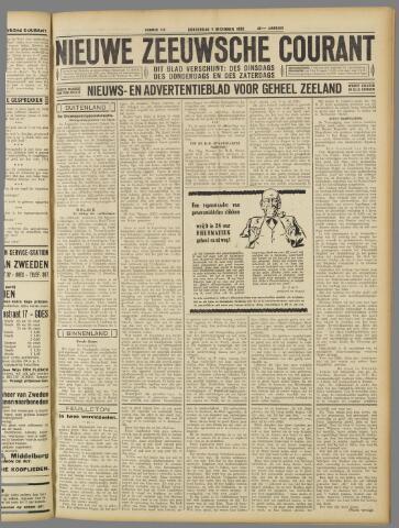 Nieuwe Zeeuwsche Courant 1932-12-01