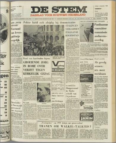 de Stem 1968-12-06